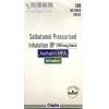 ASTHALIN HFA INHALER 100MCG/DOSE