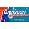 嘉胃斯康 GAVISCON EXTRA STRENGTH 500 PEPPERMINT CHEWABLE TAB
