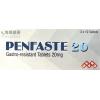 PENFASTE 20 GASTRO-RESISTANT TABLETS 20MG