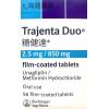 糖健達 TRAJENTA DUO TAB 2·5MG/850MG
