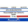 脂醇健 APO-ROSUVASTATIN TABLET 10MG