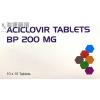 ACICLOVIR TABLETS BP 200MG