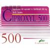 CIPROXYL 500 TAB 500MG