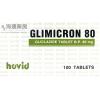 GLIMICRON TAB 80MG