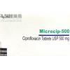 MICROCIP-500 TABLETS 500MG