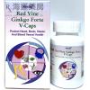 雪碧蘭美國特強心腦脈寧膠囊 Sbella Red Vine Ginkgo Forte V-Caps