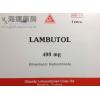 LAMBUTOL TAB 400MG