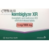 KOMBIGLYZE XR TABLETS 5MG/1000MG