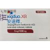 安達釋 XIGDUO XR EXTENDED-RELEASE TABLETS 5MG/1000MG