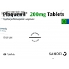 PLAQUENIL TAB 200MG