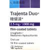 糖健達 TRAJENTA DUO TAB 2·5/1000MG