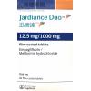 迅糖達 JARDIANCE DUO TABLETS 12·5MG/1000MG