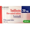 TADILECTO TABLETS 20MG