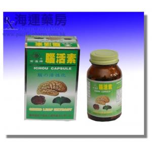 日本 金瀛牌®腦活素膠囊 ICHOU capsule