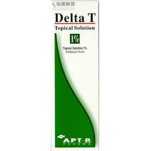 DELTA T TOPICAL SOLUTION