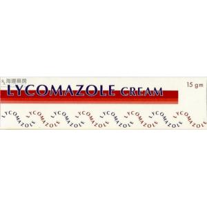 利疗素 LYCOMAZOLE CREAM