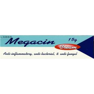 美加仙 MEGACIN CREAM