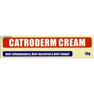 萬膚妥 CATRODERM CREAM