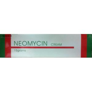 新霉素 NEOMYCIN CREAM