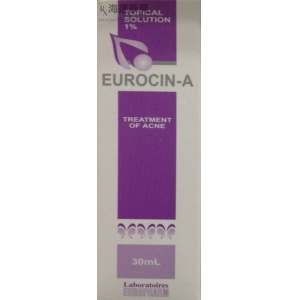 肤特疗 EUROCIN-A TOPICAL SOLUTION