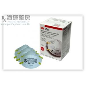 3M™ 8210 N95 防颗粒物口罩