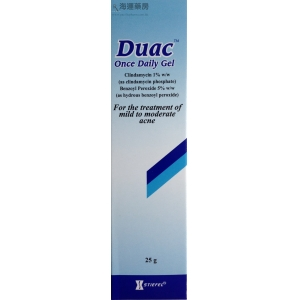 Duac daily gel review