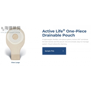 Active Life® One-Piece Drainable Pouch 一體式排水袋
