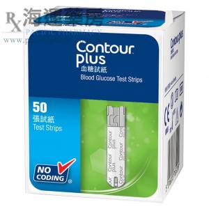 CONTOUR CONTOUR®PLUS 血糖測試紙